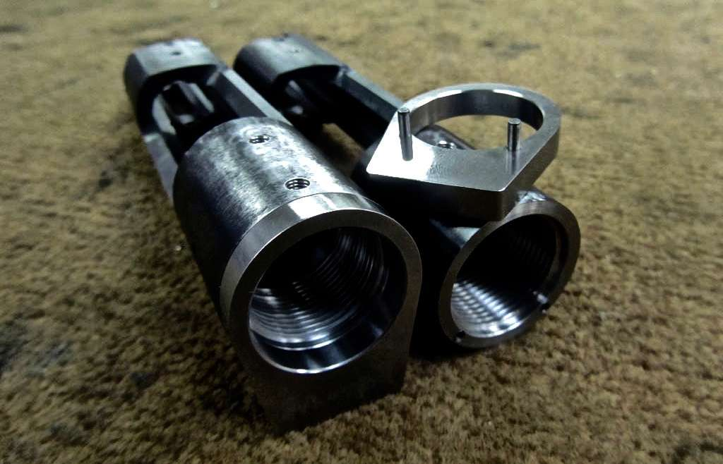 Double Pinned Recoil Lug